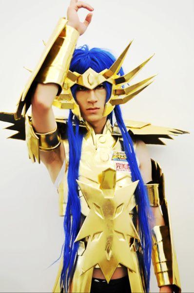 卡妙――水瓶座黄金圣斗士