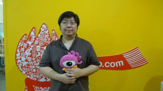 GAMEBAR副总裁苏飞接受专访