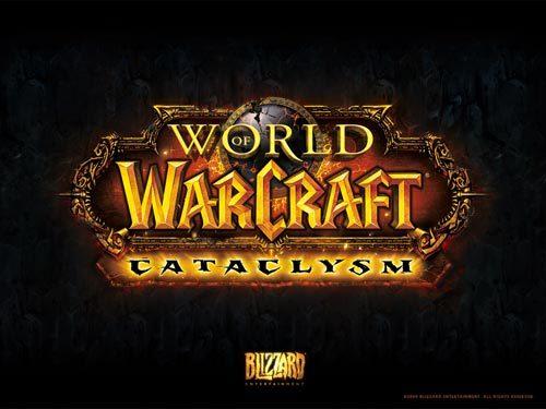 《魔兽世界:大地的裂变》logo