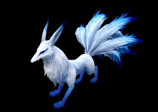 怪物:九尾白狐