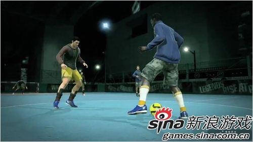 FIFA街头足球4