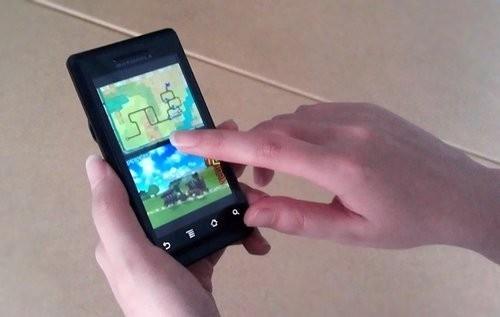 赛尔达传说大地的汽笛android版图片