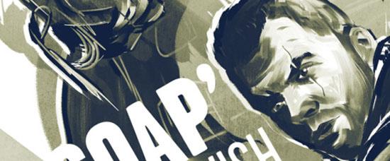 《使命召唤8:现代战争3》――精美主题贴画