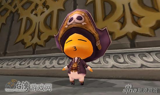 """""""黑市精灵""""钱钱,贩售着许多珍贵秘宝_台湾游戏网"""