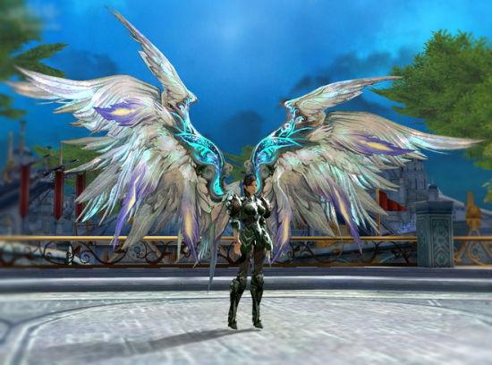 玩家可以藉此体验《永恒之塔》引以为豪的飞行