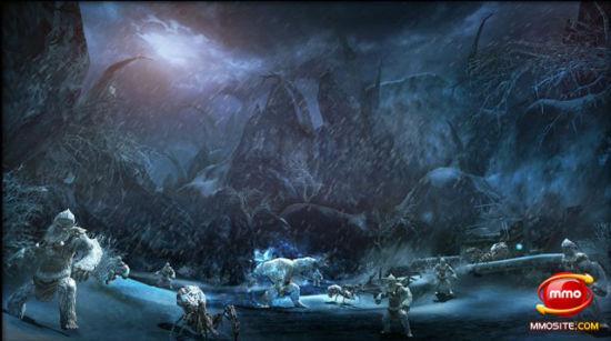 《NED》游戏原画
