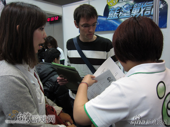 �d象电子完整的福利制度吸引来自国外的人才洽询_台湾游戏网