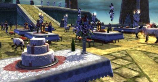 《时空裂痕》婚礼现场