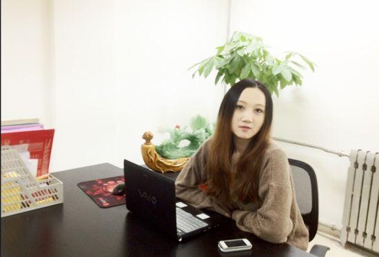 飞扬网络市场总监马颖颖