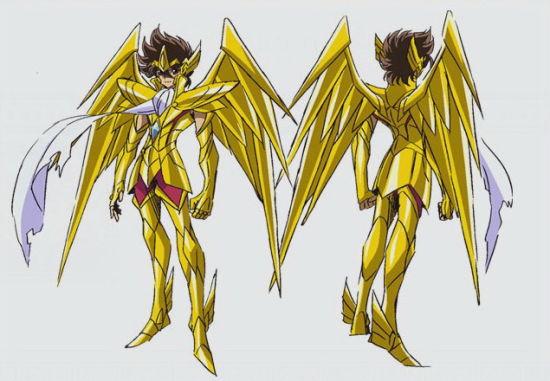 黄金圣斗士星矢