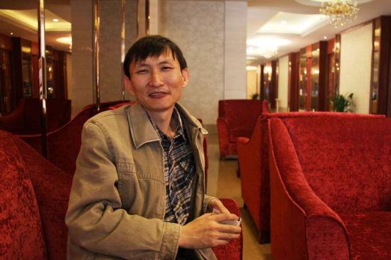 7K7K市场副总谭运鹏接受新浪游戏采访