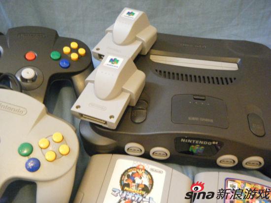 "N64由于卡带太贵是当年""高帅富""的收藏品"