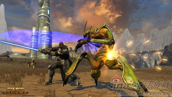 《星球大战OL》游戏截图