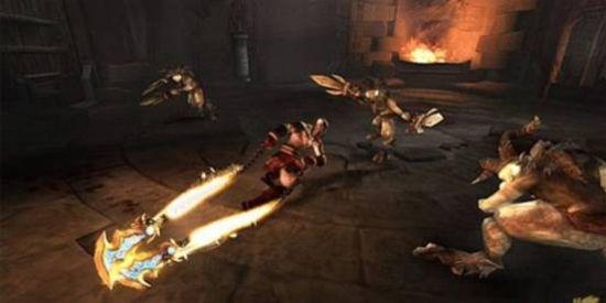 lava游戏网《战神—混乱之刃》