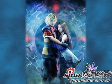 《最终幻想X-2》莲恩