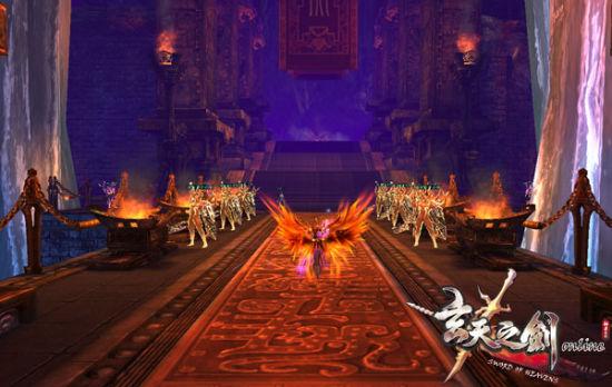 我的世界神殿传送门-幽暗神庙-玄天之剑 新版来袭精彩等你来战图片