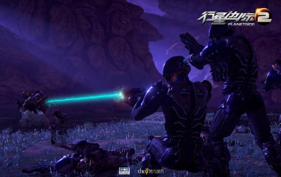 《行星边际2》最新游戏截图