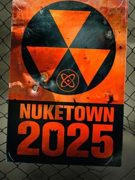 Nuketown将以未来化的模式回归。DLC不像MW3,会以地图包的方式发布。