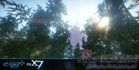 """《代号X7》与《轩辕剑7》同为畅游自研次世代引擎""""黑火""""打造"""