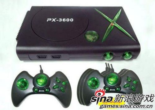 劈叉3600:完爆Xbox 360,人家是3600