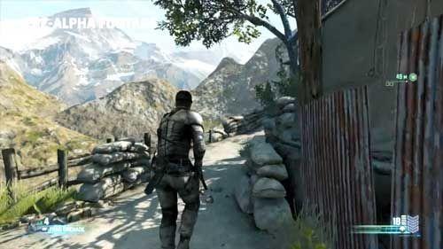 本次演示的片段与E3游戏展上演示的相同
