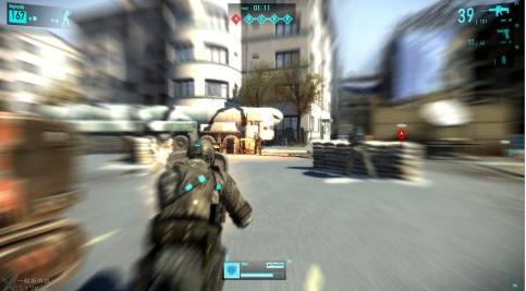 《幽灵行动OL》游戏画面