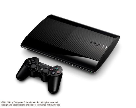 新版木炭黑PS3