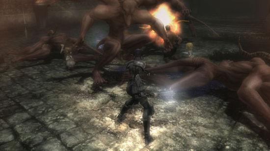 《巫术OL》游戏截图
