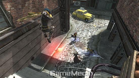 《GunZ2》游戏截图