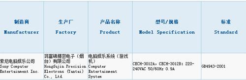 中国质量认证中心中查询到的相关信息