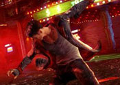 《DMC:鬼泣》最新游戏画面