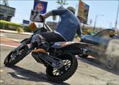 《侠盗猎车手5》最新游戏画面