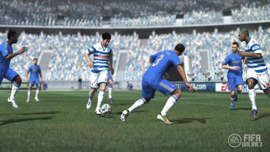 《FIFA OL3》游戏截图