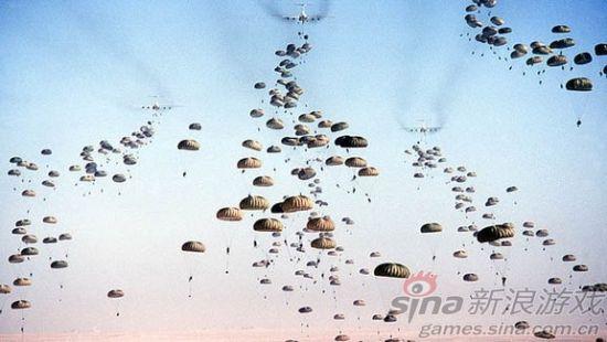 战场跳伞远没看的那么刺激