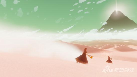 《Journey|旅》游戏概念设定图