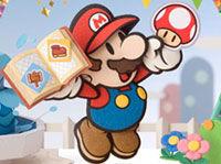 《纸片马里奥:贴纸之星》Paper Mario:Sticker Star