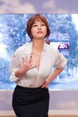 韩国美女主播朴恩智