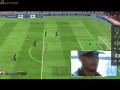 费迪南德玩FIFA13