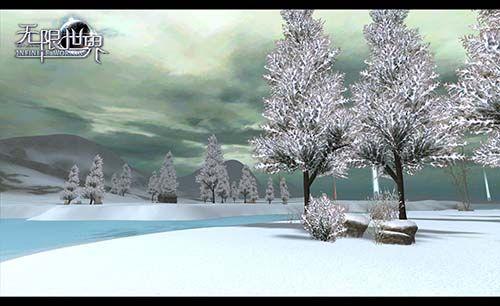 莫斯科没有眼泪,大雪纷飞……当冰雪渐渐消融,河面上的冰慢慢融化