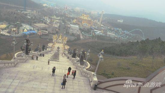 国内魔兽世界山寨主题乐园