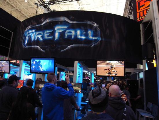 朱骏希望Firefall可以超越魔兽世界