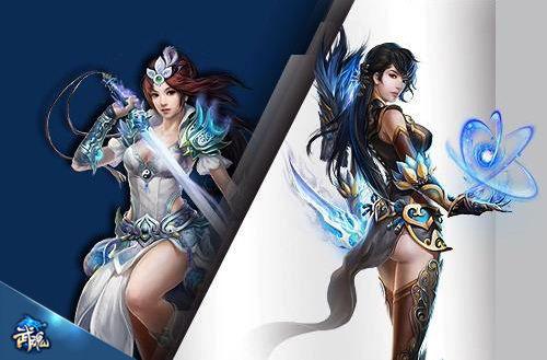 网络游戏女角色_蓝港在线正式公布国内首款骑战网游《神兽》