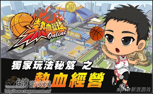 热血篮球Online