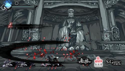 《雨血前传:蜃楼》水墨风格的技能特效