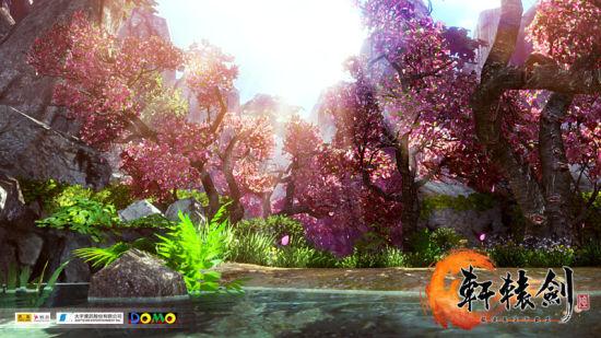 《轩辕剑6》最新游戏截图