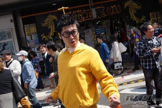 群魔乱舞的日本桥街头文化祭