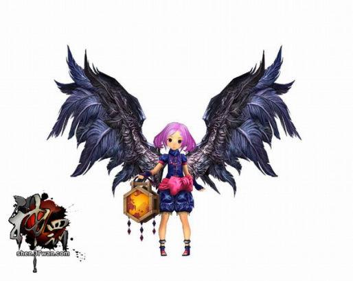 37wan《神罚》恶魔之翼图片