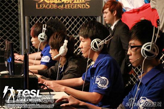 DFD是目前四支挑战队伍中战绩最好的一队。_台湾游戏网