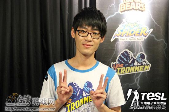 JoJo:除了我,台湾还有谁能对Sen三连胜!_台湾游戏网