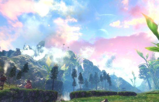 《剑灵》游戏截图